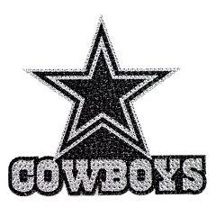 Dallas Cowboys Bling Emblem