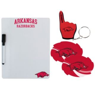 Arkansas Razorbacks 4-Piece Lifestyle Package