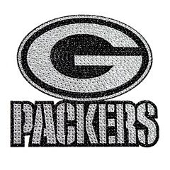 Green Bay Packers Bling Emblem