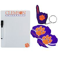 Clemson Tigers 4 pc Lifestyle Package