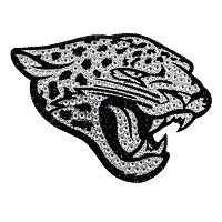 Jacksonville Jaguars Bling Emblem