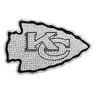 Kansas City Chiefs Bling Emblem