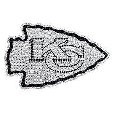 Kansas City Chiefs Bling Emblem