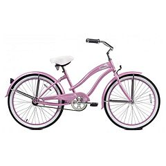 Micargi Rover 24-in. Beach Cruiser Bike - Women