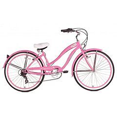 Micargi Rover 26 in 7-Speed Beach Cruiser Bike - Women