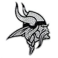 Minnesota Vikings Bling Emblem