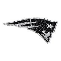 New EnglandPatriots Bling Emblem