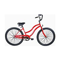 Micargi Touch 26 in Beach Cruiser Bike - Women