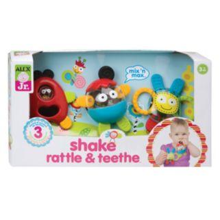 ALEX Jr. Shake, Rattle and Teethe Set