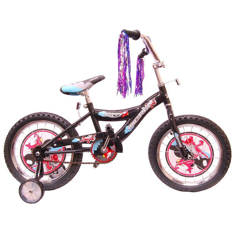 Micargi MBR12Y-B-BK 12 in 12 x 7 x 28 in. Boys BMX Bicycle Black