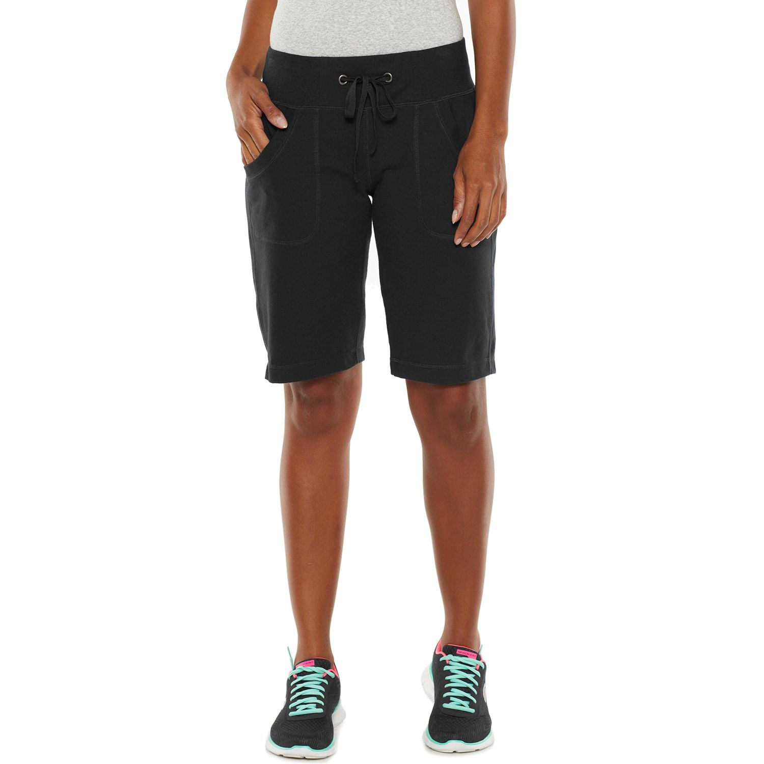 Ladies Bermuda Shorts