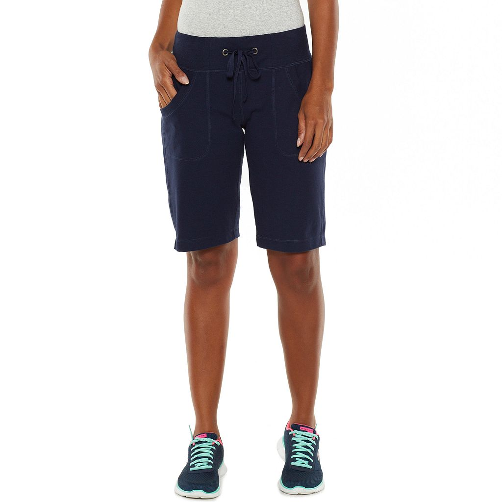 Women's Tek Gear® Core Lifestyle Bermuda Shorts