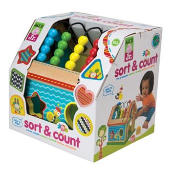 ALEX Jr. Sort & Count Toy