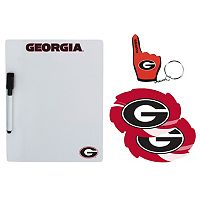 Georgia Bulldogs 4 pc Lifestyle Package