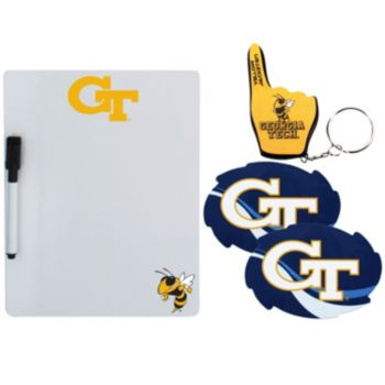 Georgia Tech Yellow Jackets 4-Piece Lifestyle Package