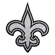 New Orleans Saints Bling Emblem