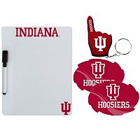 Indiana Hoosiers 4 pc Lifestyle Package