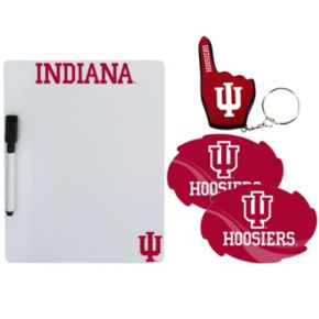 Indiana Hoosiers 4-Piece Lifestyle Package