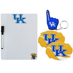 Kentucky Wildcats 4 pc Lifestyle Package