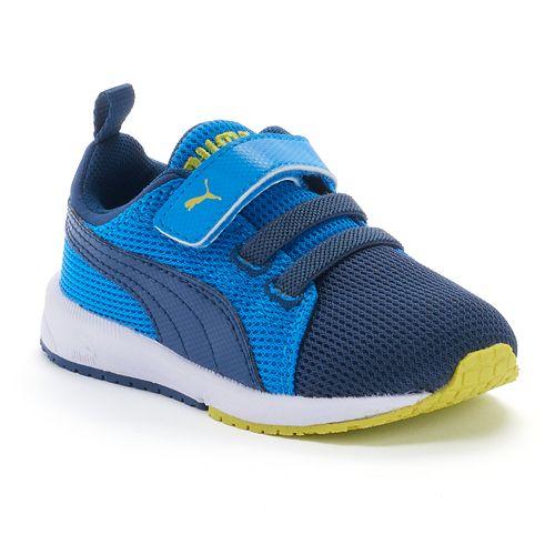 meilleure sélection c4141 a6e40 PUMA Carson Runner V Toddler Boys' Athletic Shoes