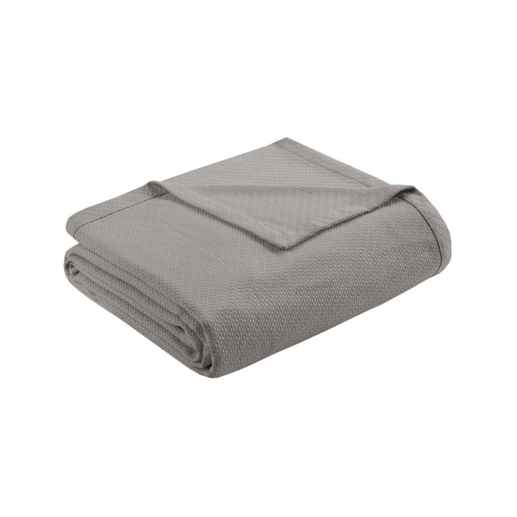 Madison Park Liquid Cotton Blanket