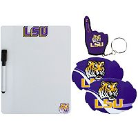 LSU Tigers 4 pc Lifestyle Package