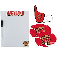 Maryland Terrapins 4 pc Lifestyle Package