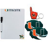 Miami Hurricanes 4 pc Lifestyle Package
