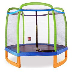 Pure Fun 7-ft. Trampoline & Enclosure Set