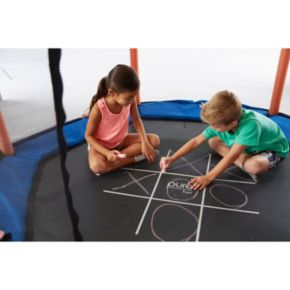 Pure Fun 7-ft. Trampoline and Enclosure Set