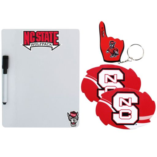 North Carolina State Wolfpack 4-Piece Lifestyle Package