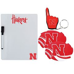 Nebraska Cornhuskers 4 pc Lifestyle Package