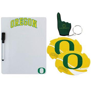 Oregon Ducks 4-Piece Lifestyle Package