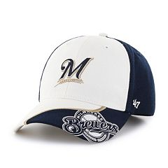 Youth '47 Brand Milwaukee Brewers Hambone Adjustable Cap