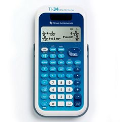 Texas Instruments TI-34 Multi-View Calculator