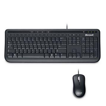 Microsoft 600 Wired Desktop Keyboard & Mouse