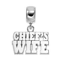 Insignia Collection Sterling Silver 'Chief's Wife' Charm