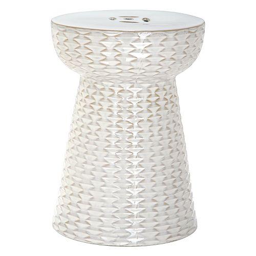 Wondrous Safavieh Daphne Ceramic Garden Stool Ncnpc Chair Design For Home Ncnpcorg