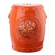 Safavieh Medallion Drum Ceramic Garden Stool