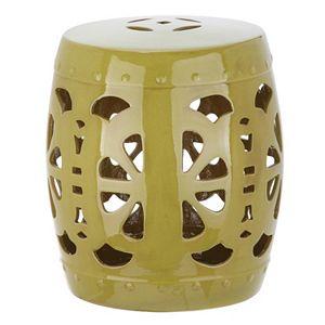 safavieh melody garden stool regular - Ceramic Garden Stool