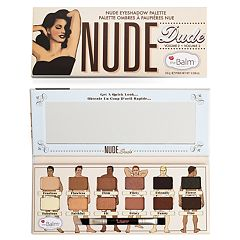 theBalm Nude Dude Eye Shadow Palette