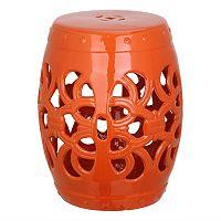 Safavieh Imperial Vine Ceramic Garden Stool
