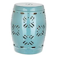 Safavieh Sakura Ceramic Garden Stool