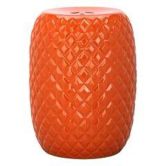 Safavieh Calla Ceramic Garden Stool