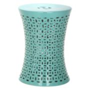 Safavieh Camilla Ceramic Garden Stool