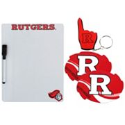 Rutgers Scarlet Knights 4 pc Lifestyle Package