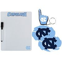 North Carolina Tar Heels 4 pc Lifestyle Package