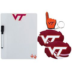 Virginia Tech Hokies 4-Piece Lifestyle Package