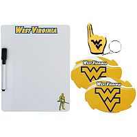 West Virginia Mountaineers 4 pc Lifestyle Package