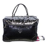 Desire Deverra 20-Inch Rolling Duffel Bag